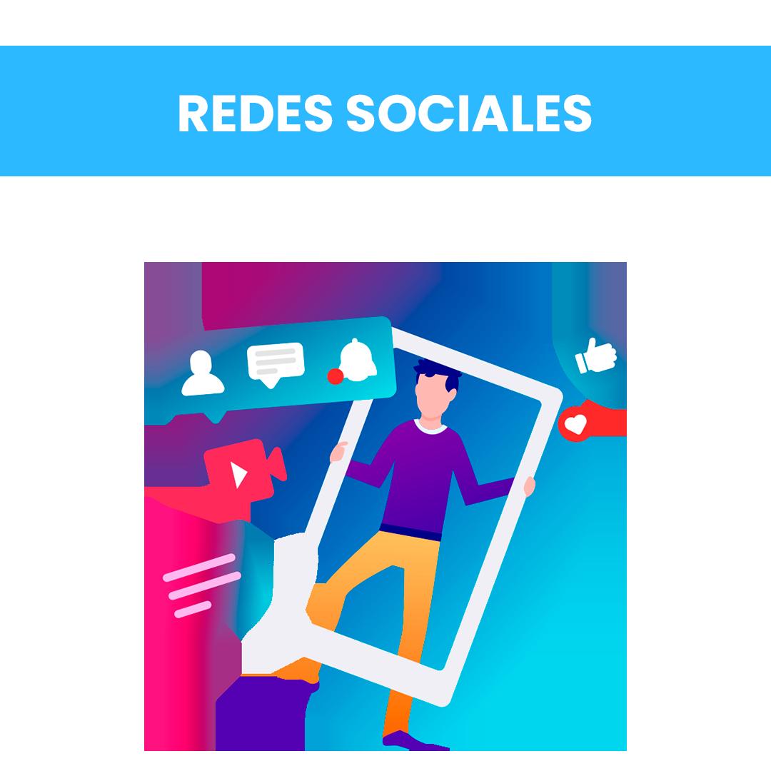 Servicio Redes Sociales