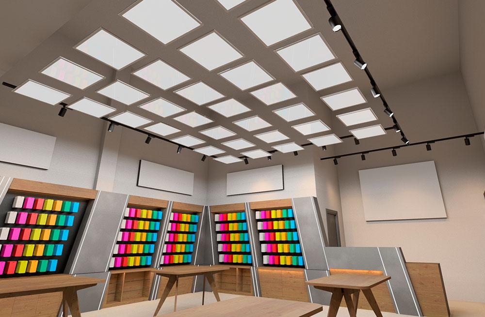 Proyecto interiorismo 3D