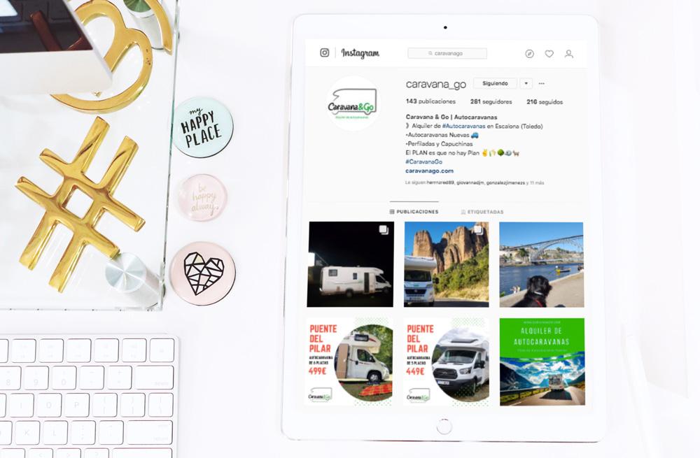 Proyecto gestión redes sociales