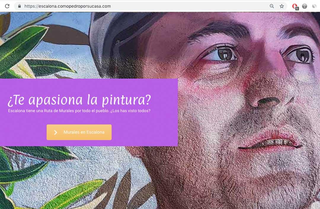 Marketing Digital Turismo Escalona